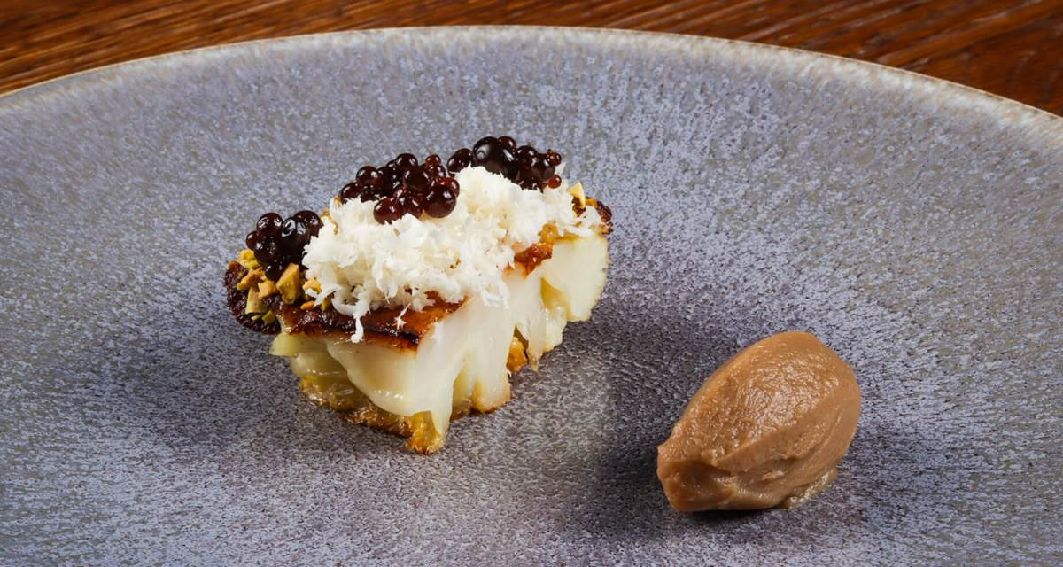 cauliflower and horseradish